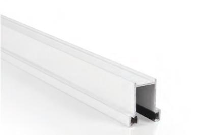 Guide tapparelle in alluminio Pracal