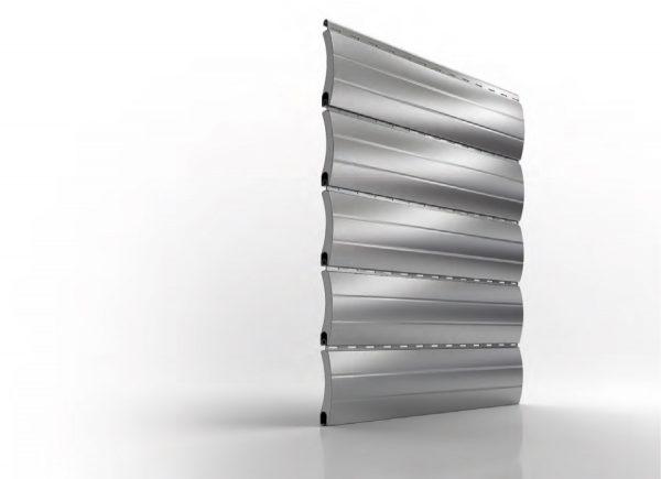 Tapparelle in acciaio coibentato