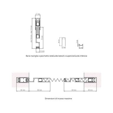 Zanzariere-Plisse-Slim-Laterale-Misure-Sezioni-Rami