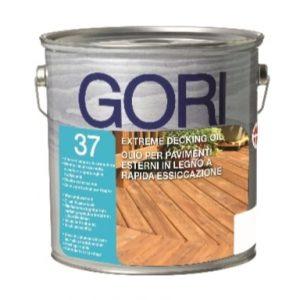 GORI 37 EXTREME DECKING OIL a rapida essicazione