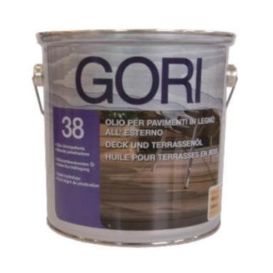 GORI 38 Olio per pavimenti in legno all'esterno