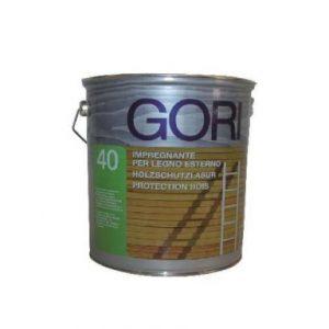 GORI 40 Impregnante per legno esterno