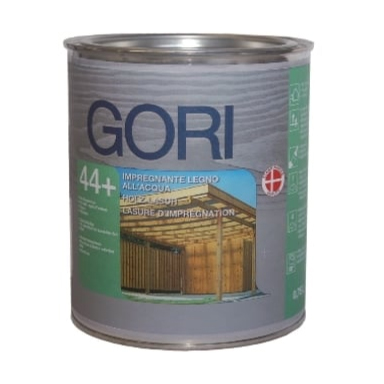 GORI 44+ Impregante per legno all'acqua