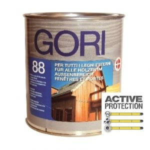 GORI 88 Protettivo legno per tutti i legni esterni con alto solido