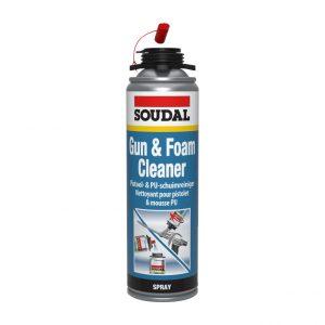 Pulitore per schiuma e silicone Gun & Foam Cleaner